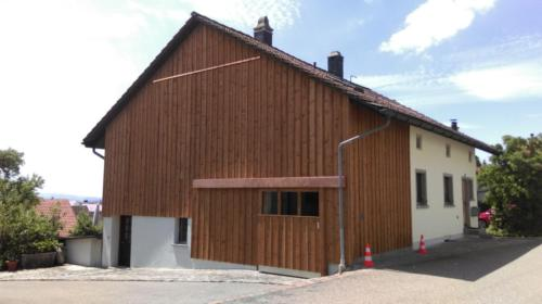 Fassadenrenovation Adetswil