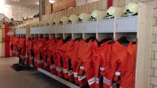 Feuerwehr Bäretswil 2017