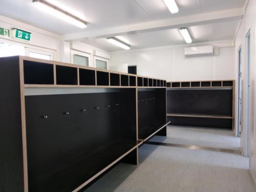 Garderoben Kindergarten Adetswil