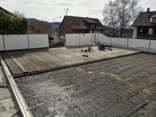 Alter Terrassenboden